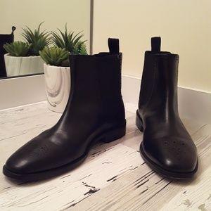 Cole Haan Men's Black Boots